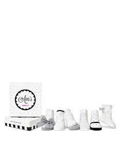 Trumpette Girls' Ava Socks, 6 Pack - Baby - Bloomingdale's_0