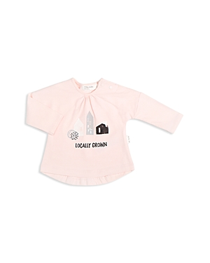Miles Baby Girls Locally Grown Top  Baby