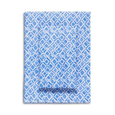 Abbella Printed Sheet Set, Full