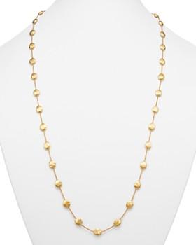 "Marco Bicego - 18K Yellow Gold Sviglia Necklace, 36"""