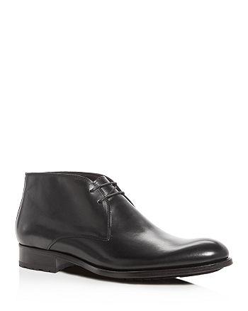 To Boot New York - Men's Norwalk Leather Chukka Boots