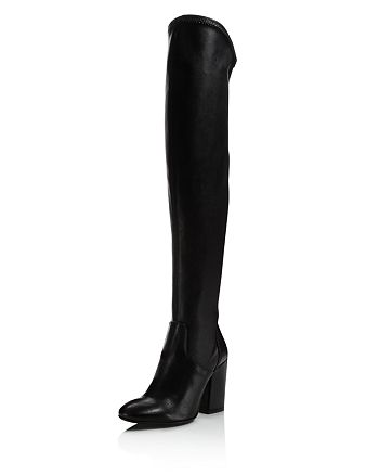 Charles David - Women's Clarice Leather Over-the-Knee Boots