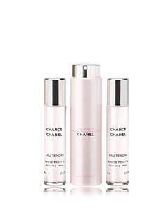 CHANEL CHANCE EAU TENDRE Eau de Toilette Twist & Spray Set - Bloomingdale's_0