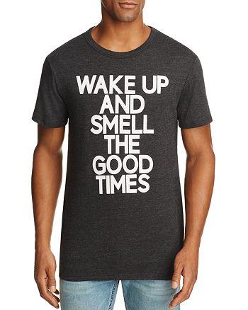 CHASER - Wake Up Short Sleeve Tee