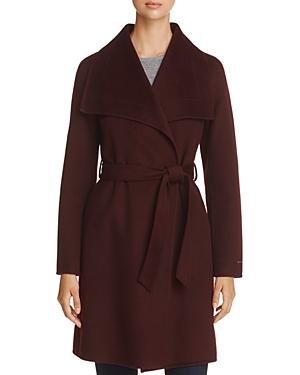 T Tahari Wrap Coat