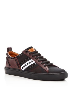 Bally Men's Helvio Studded Lace Up Sneakers