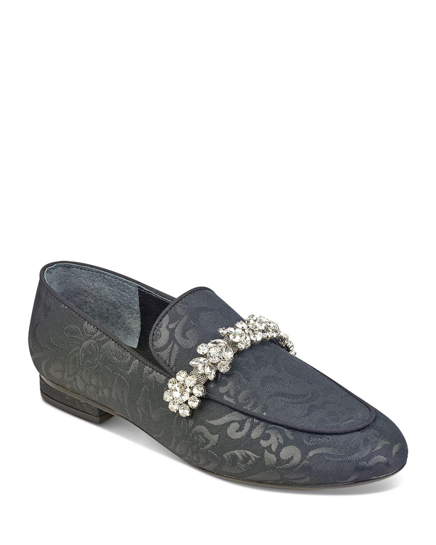 Ivanka Trump Wareen Embellished Loafers