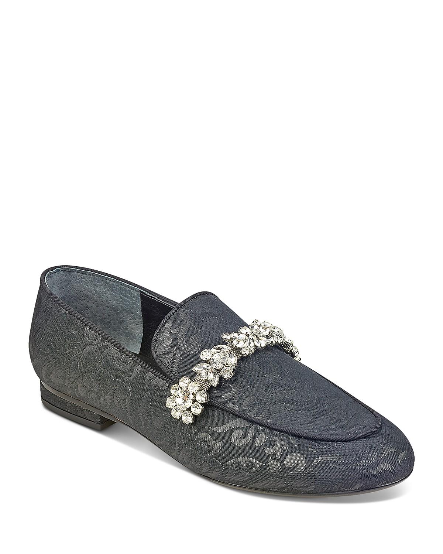 Ivanka Trump Wareen Embellished Loafers I8aHeyA65