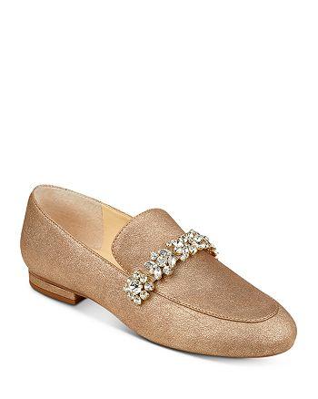 IVANKA TRUMP - Women's Wareen Embellished Loafers