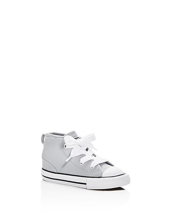 721532fc513 Converse - Boys  Chuck Taylor All Star Syde Street Leather Mid Top Sneakers  - Walker
