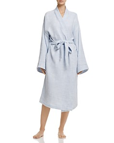 Hudson Park Space Dye Robe - 100% Exclusive - Bloomingdale's_0