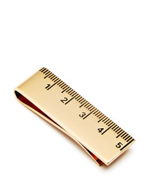 Paul Smith Ruler Money Clip
