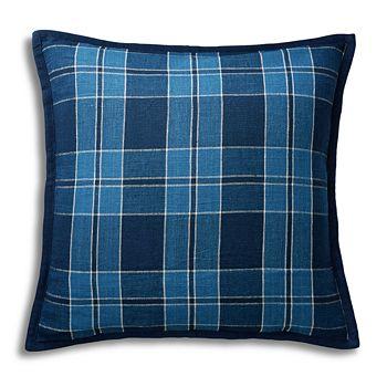 """Ralph Lauren - Evan Decorative Pillow, 18"""" x 18"""""""