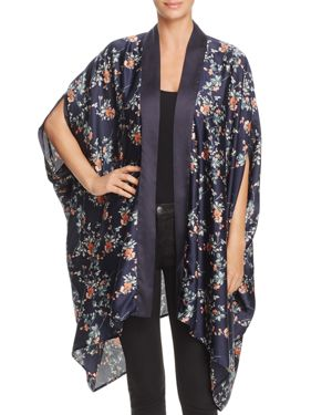 Re: Named Garden Floral Print Kimono