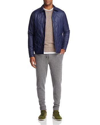 Michael Bastian - Shirt Jacket & Michael Kors Cashmere Jogger Pants - 100% Exclusive