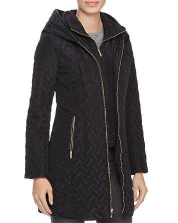 $Cole Haan Player Quilted Jacket - Bloomingdale's