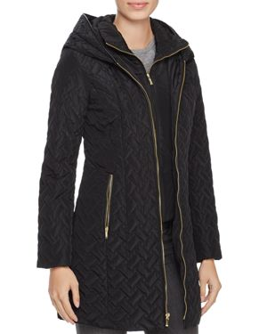 Cole Haan Player Quilted Jacket