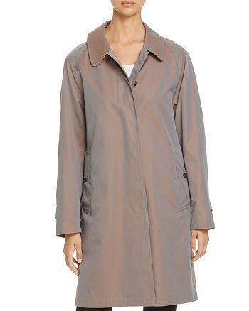 Burberry Camden Iridescent Car Coat   Bloomingdale s 4363b822641