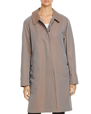 Burberry Camden Iridescent Car Coat