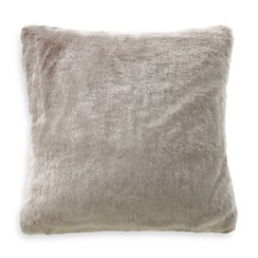 """Waterford Glenmore Faux Fur Decorative Pillow, 16"""" x 16"""" - Bloomingdale's_0"""