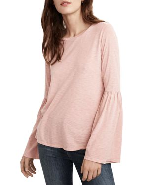 Velvet by Graham & Spencer Kamry Bell Sleeve Top