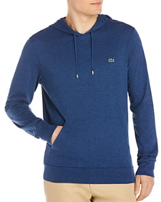 Lacoste Long Sleeve Jersey Hooded Tee - Bloomingdale's_0