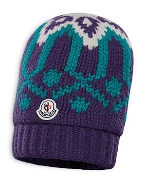 Moncler Knit Beanie Cap