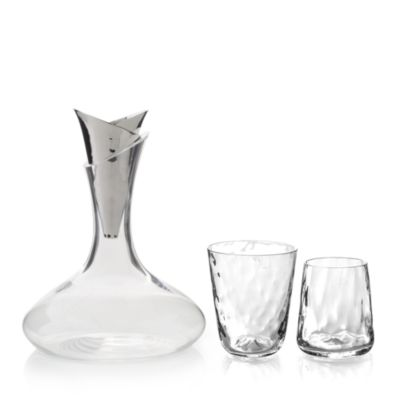 Ripple Effect Decanter