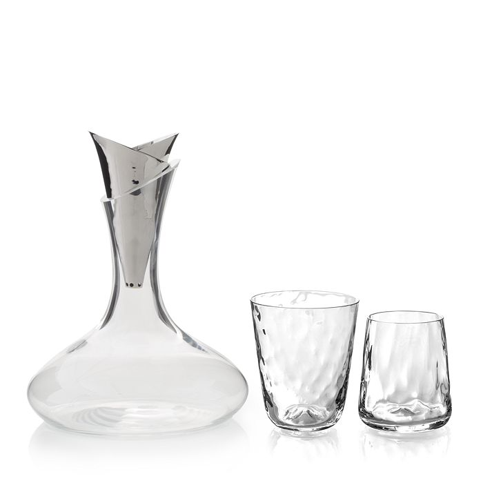 Michael Aram - Ripple Effect Glassware Collection
