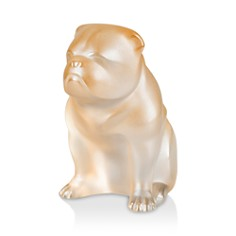 Lalique Bulldog Figure, Gold Luster - Bloomingdale's_0