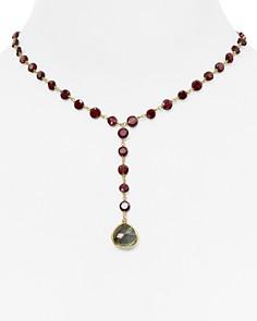 "Ela Rae - Yaeli Midi Coin Necklace, 14"""