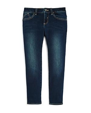 Armani Junior Boys' Straight-Leg Stretch Jeans - Big Kid