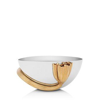 L'Objet - Deco Leaves Small Bowl