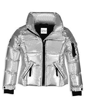 SAM. - Unisex Freestyle Down Jacket - Little Kid, Big Kid