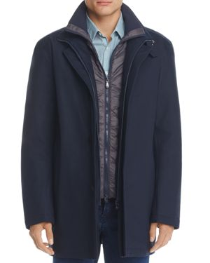 Boss Green Joxtech Two-Way Zip Jacket