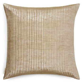 Sivaana - Haystack Silk and Cotton Metallic Euro Sham