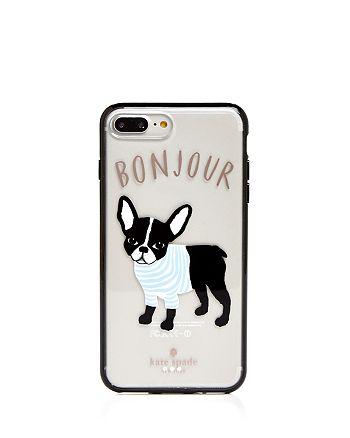 promo code 09f2e 8875f kate spade new york Bonjour iPhone 7 Plus/8 Plus Case | Bloomingdale's