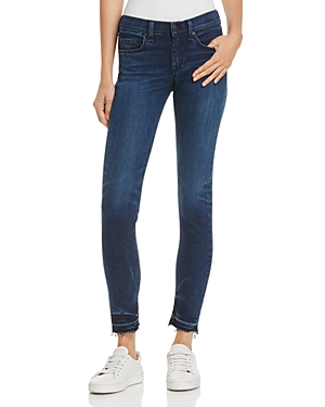 rag & bone/Jean Released-Hem Skinny Jeans in Alembic at Bloomingdale's