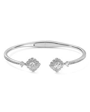 Nadri Gladys Cushion Hinge Bracelet 2707012