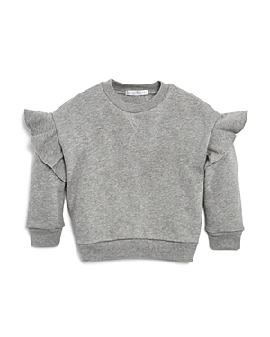 Burberry Girls Frill Sweatshirt  Little Kid Big Kid