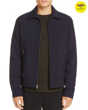 Vince Zip Front Flight Jacket - GQ60, 100% Exclusive