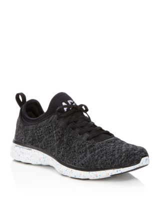 $APL Athletic Propulsion Labs Women's Phantom Techloom Knit Lace Up Sneakers - Bloomingdale's