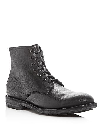 Frye - Men's Bowery Pebbled Leather Boots