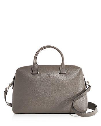 2ed75cf17bb018 MCM - Ella Boston Large Leather Satchel