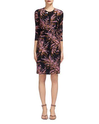 Whistles - Wren Floral-Print Sheath Dress