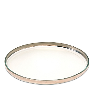 Annieglass Mod Large Round Plate