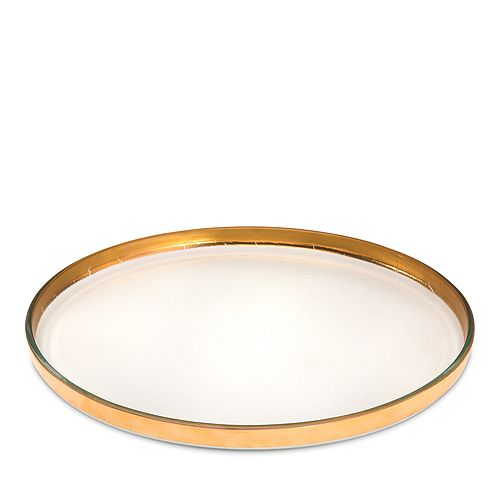 Annieglass - Mod Large Round Plate