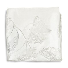 Michael Aram Ginkgo Leaf Embroidered Throw - Bloomingdale's Registry_0