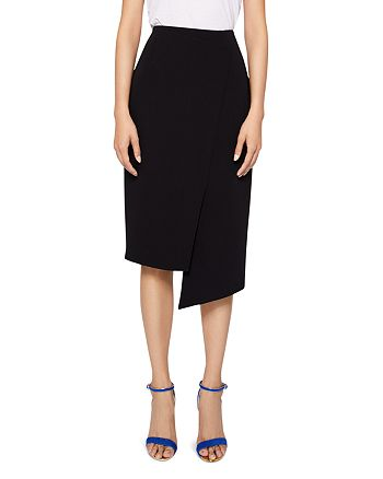 Ted Baker - Nimmo Wrap Pencil Skirt