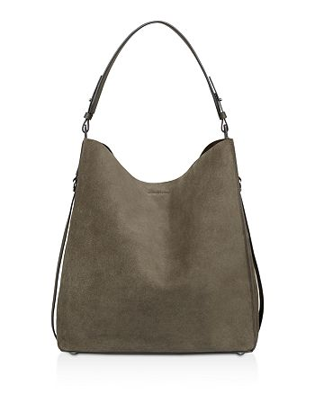 ALLSAINTS - Paradise Suede North/South Tote